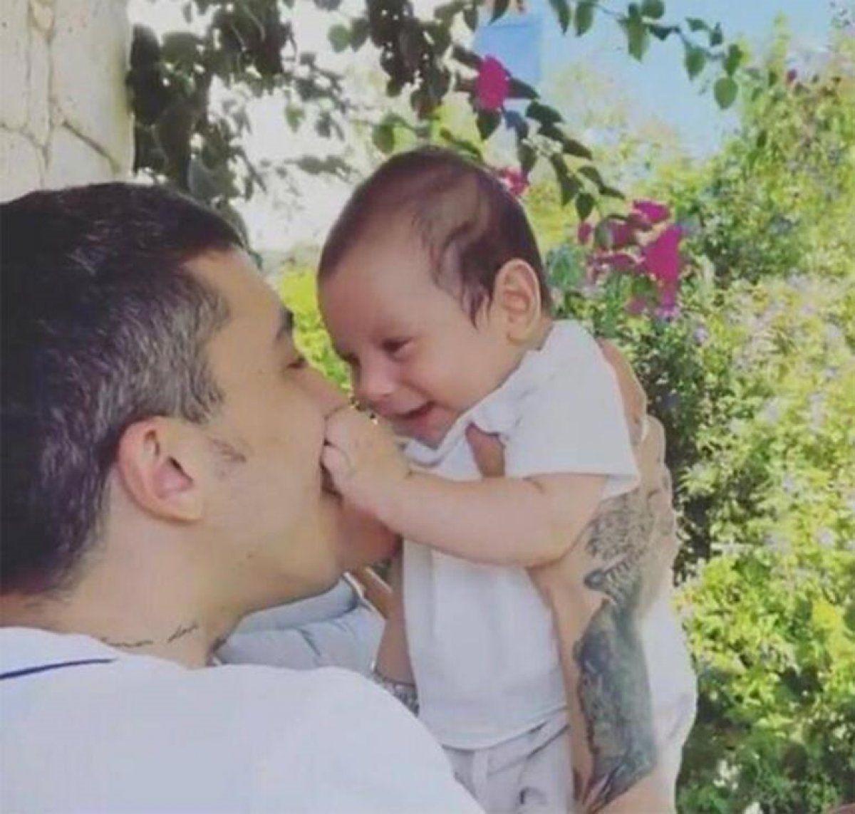 Can Bonomo ve oğlu Roman'ın videosuna beğeni yağdı - Resim: 3