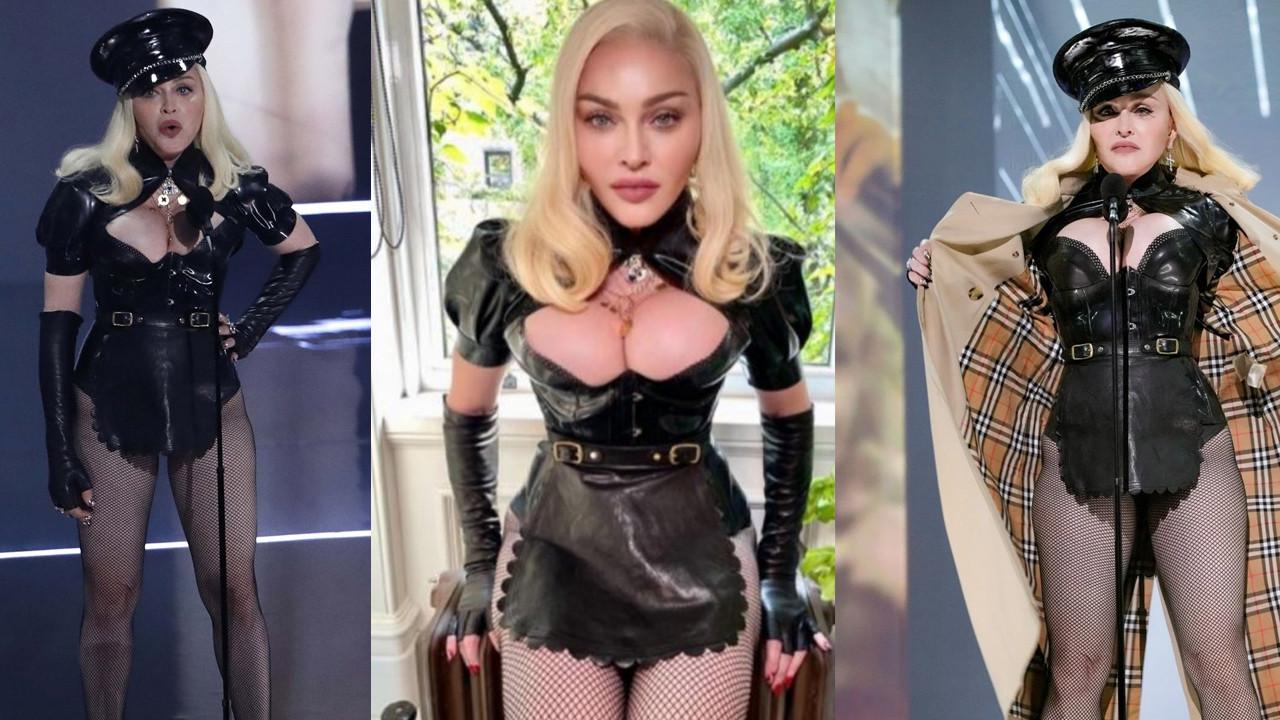 Madonna tuvaletten paylaştı ortalık yıkıldı: Bu ne hal?