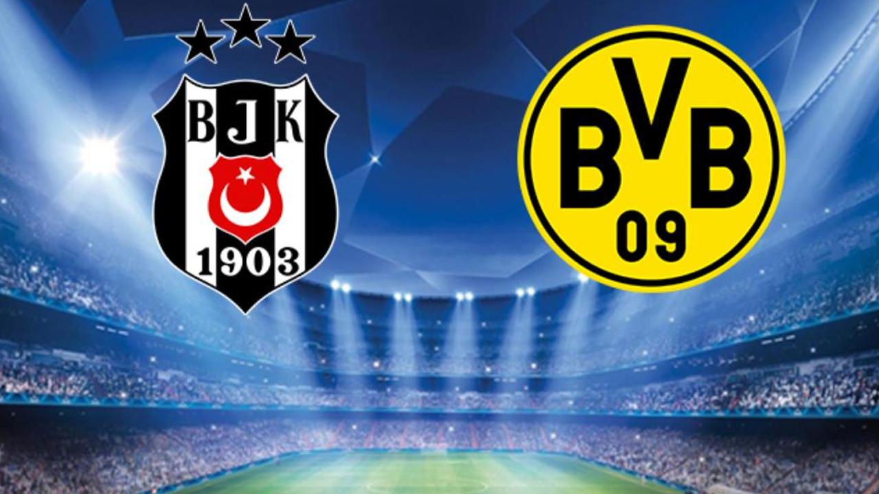 Beşiktaş, Şampiyonlar Ligi'ne mağlubiyetle başladı