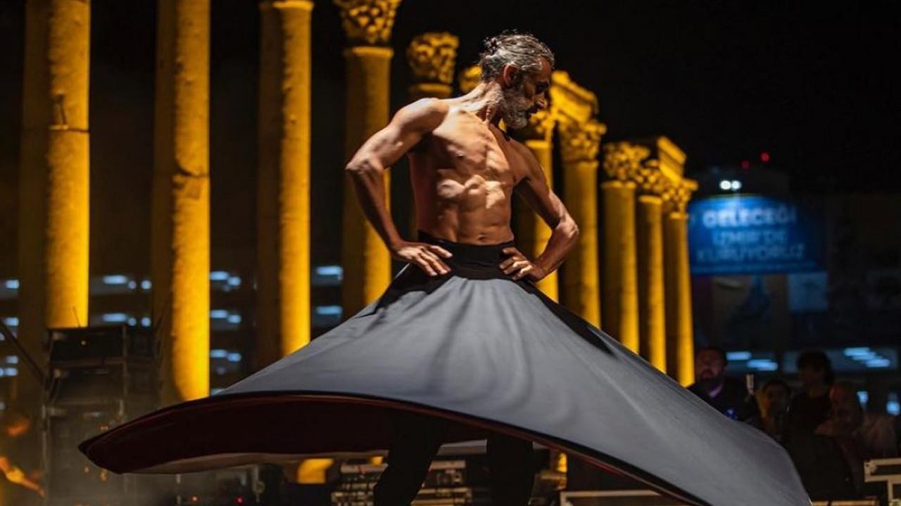 İzmir'deki 'üstü çıplak semazen' gösterisine sert tepki