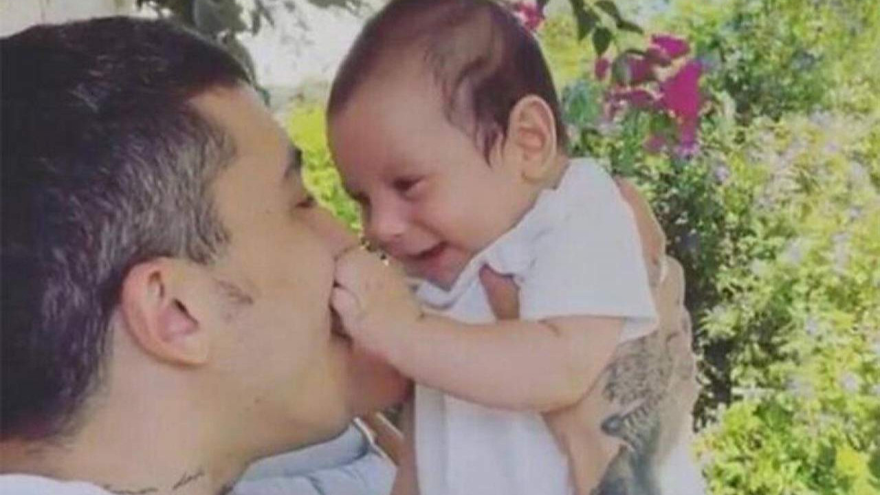 Can Bonomo ve oğlu Roman'ın videosuna beğeni yağdı