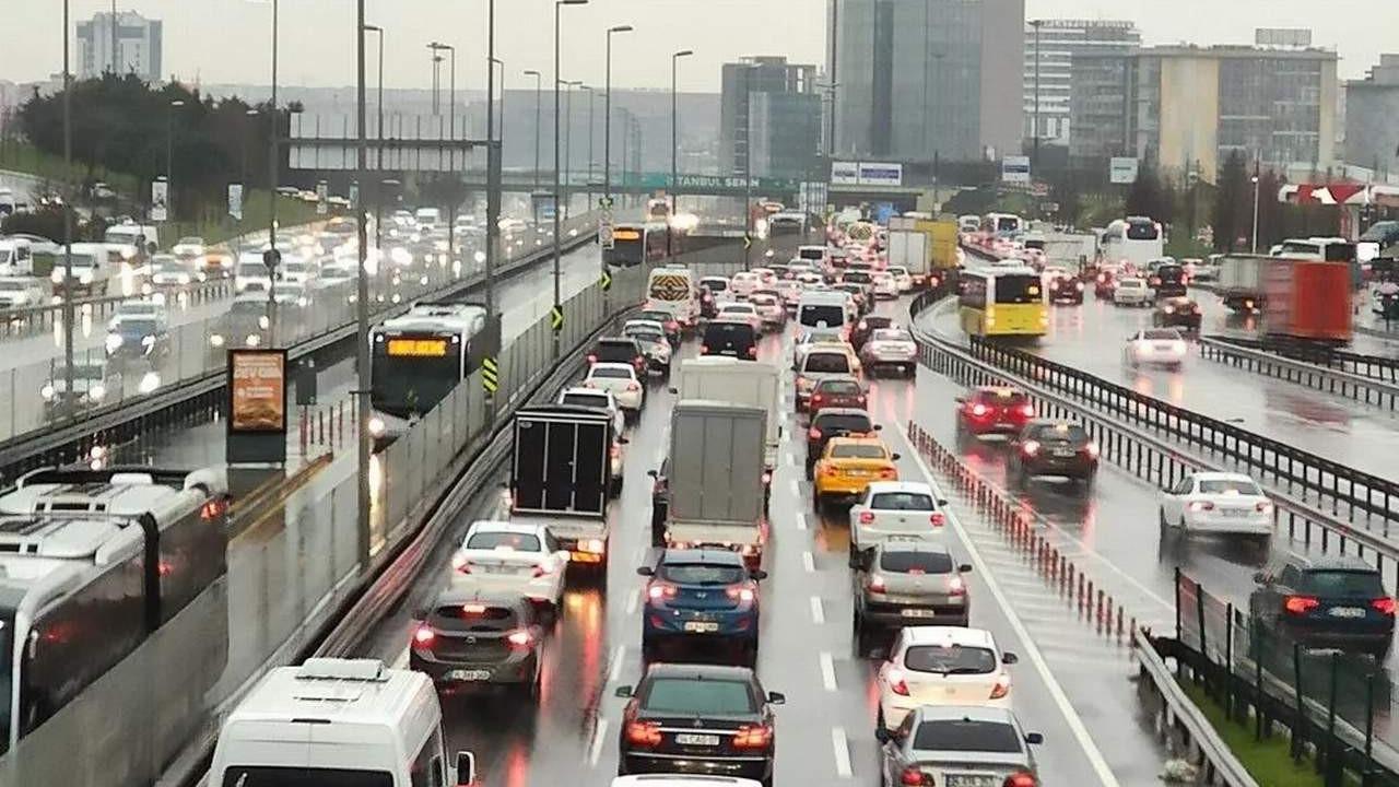 İBB açıkladı: İşte İstanbul'da trafik kabusunun asıl nedeni
