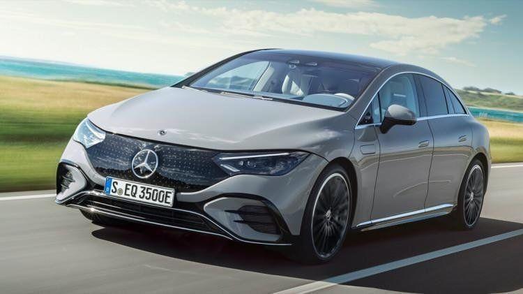 Mercedes'in elektrikli süper otomobili Mercedes EQS Türkiye'de - Resim: 4