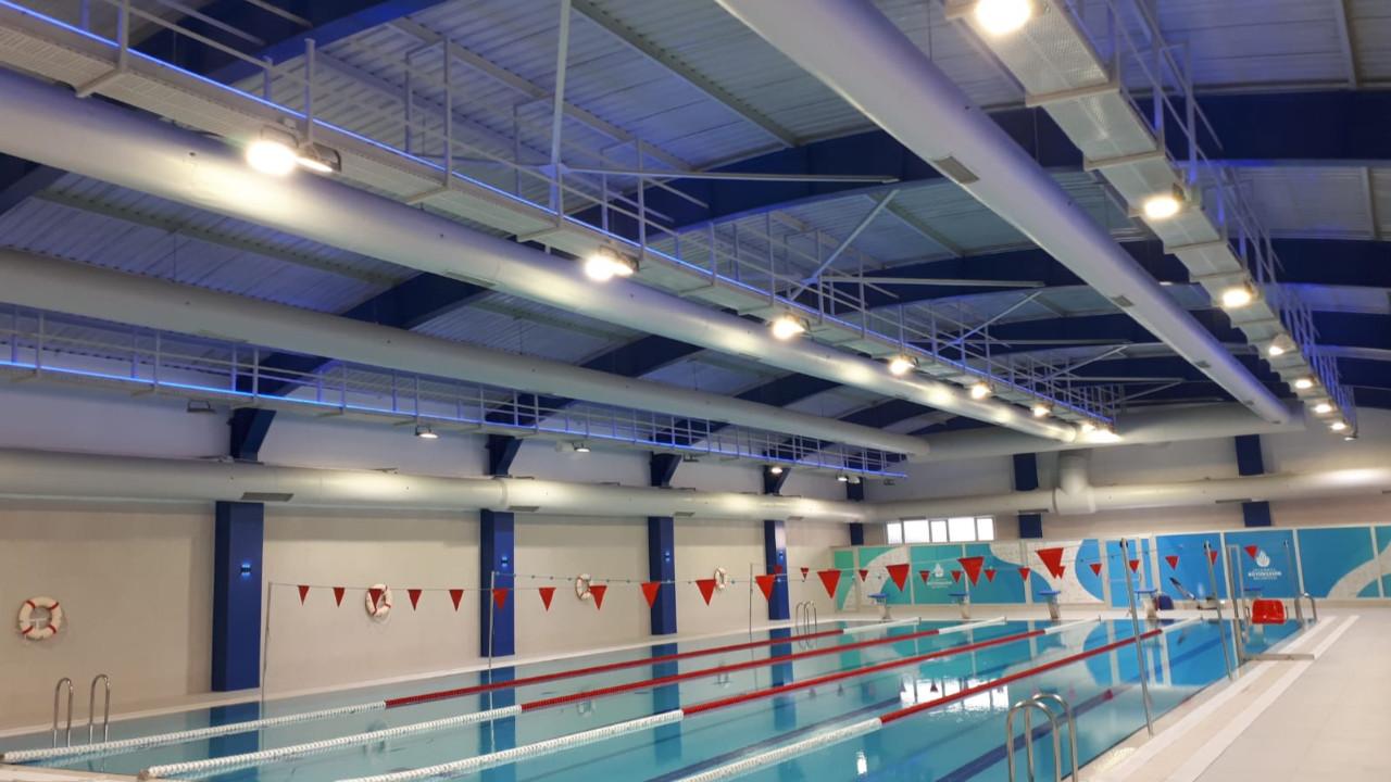 İBB'den İstanbullulara bir müjde daha: Beyoğlu Yüzme Havuzu hizmete açılıyor