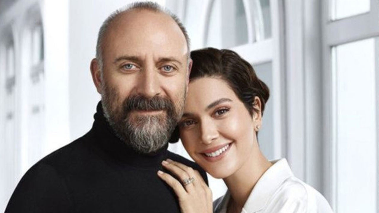 Halit Ergenç ve Bergüzar Korel ''bebek sözleşmesi'' yaptı