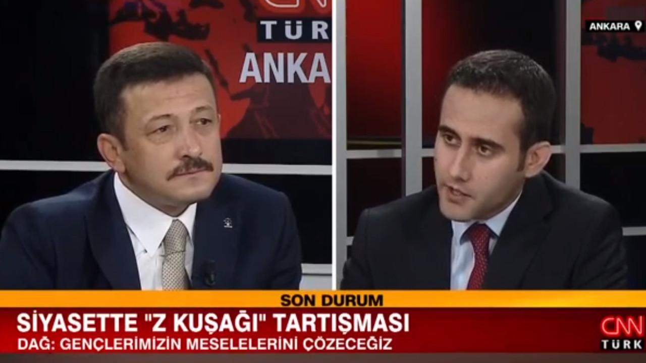 Erdoğan'a en yakın isim son anketi canlı yayında açıkladı