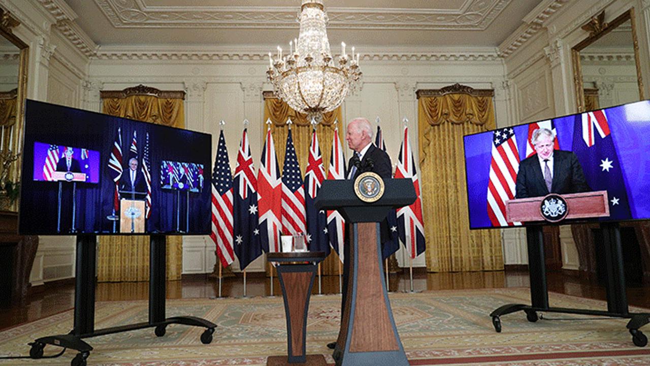 İngiltere, ABD ve Avustralya'dan nükleer denizaltı anlaşması