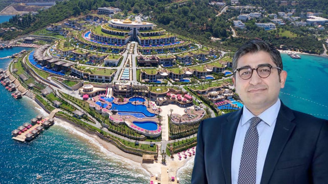 Türkiye'nin konuştuğu otelin hisselerine haciz konuldu