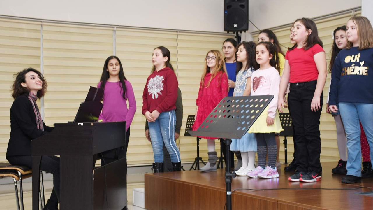 Küçükçekmece Müzik Akademisi genel yetenek sınavı başvuruları başladı