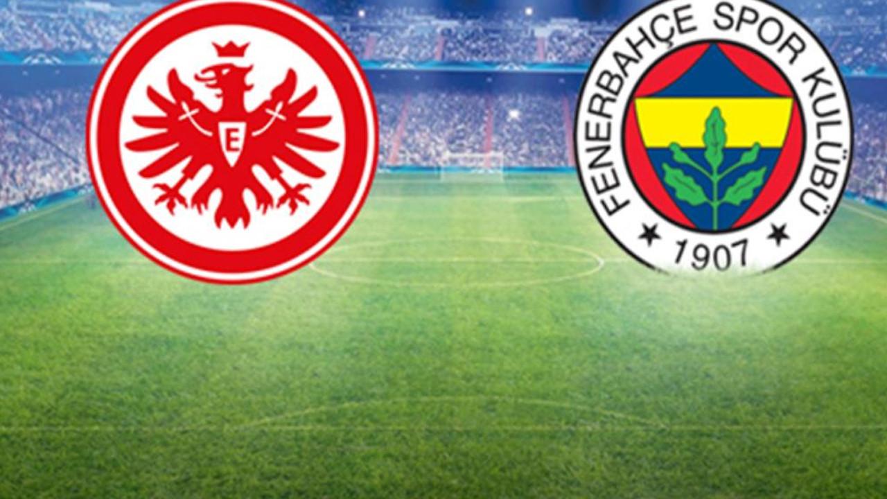 Pereira'dan sürpriz tercih: Eintracht Frankfurt-Fenerbahçe maçının 11'leri belli oldu