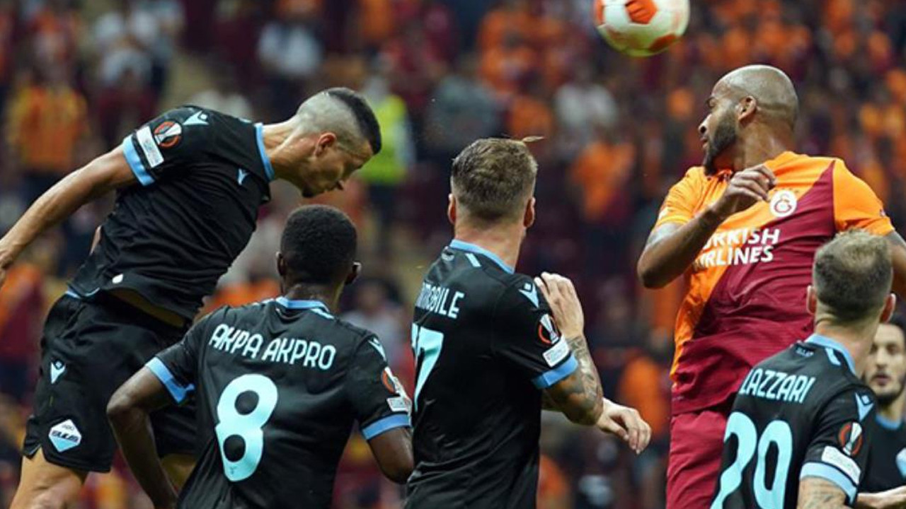 Aslan Avrupa'da kükredi: Galatasaray, sahasında Lazio'yu 1-0 mağlup etti