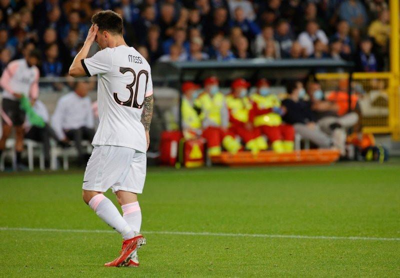 Futbolda hayal kırıklığının yeni adı Messi oldu