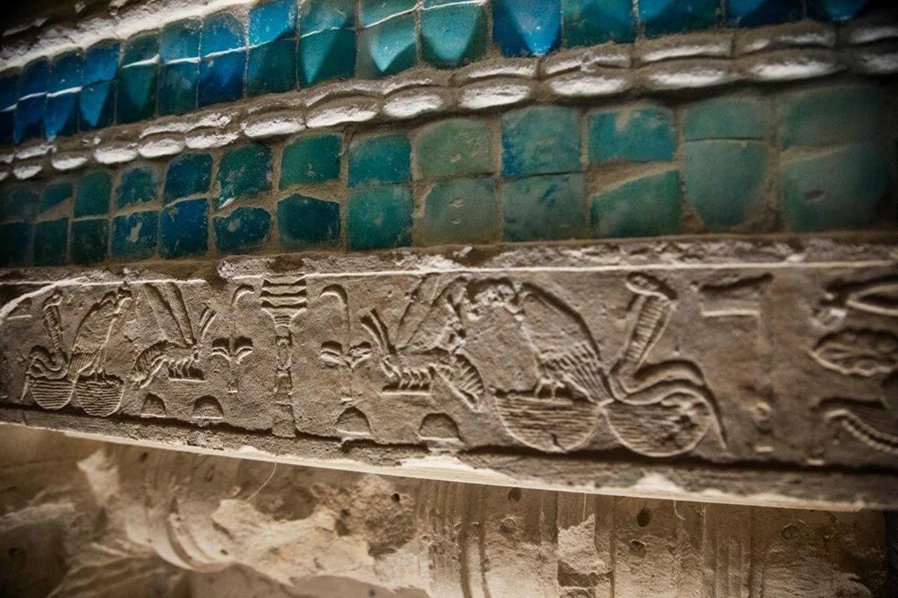 15 yıldır restore edilen Firavun Zoser'in mezarı yeniden açıldı - Resim: 4