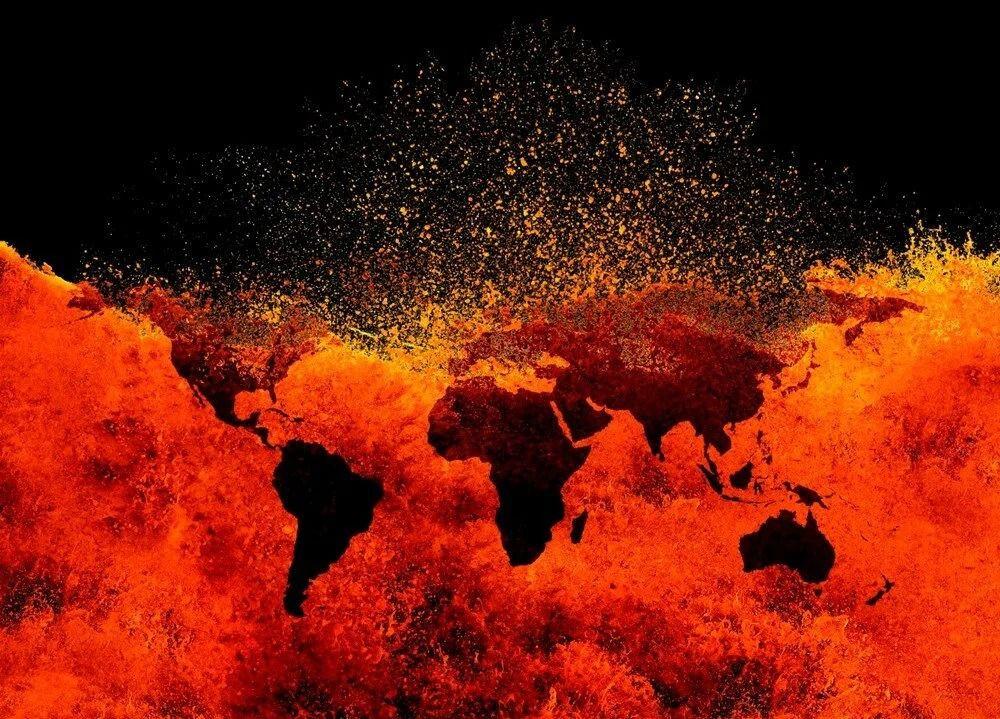 Bilim insanları tarih verdi! Küresel ısınma iki katına çıkacak - Resim: 1