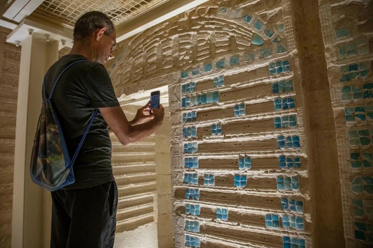 15 yıldır restore edilen Firavun Zoser'in mezarı yeniden açıldı - Resim: 3