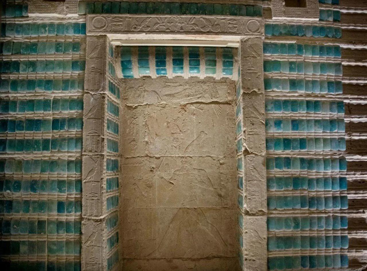 15 yıldır restore edilen Firavun Zoser'in mezarı yeniden açıldı - Resim: 2