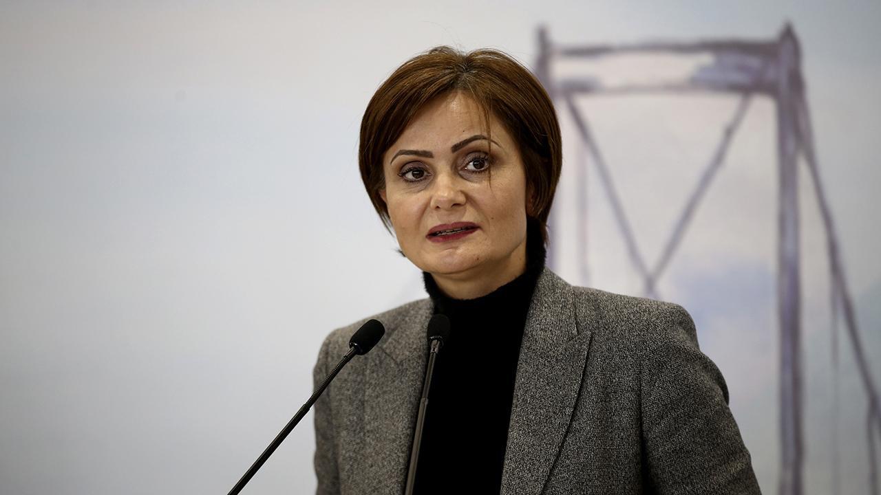 Vefat haberini Canan Kaftancıoğlu duyurdu: CHP İstanbul'un acı günü