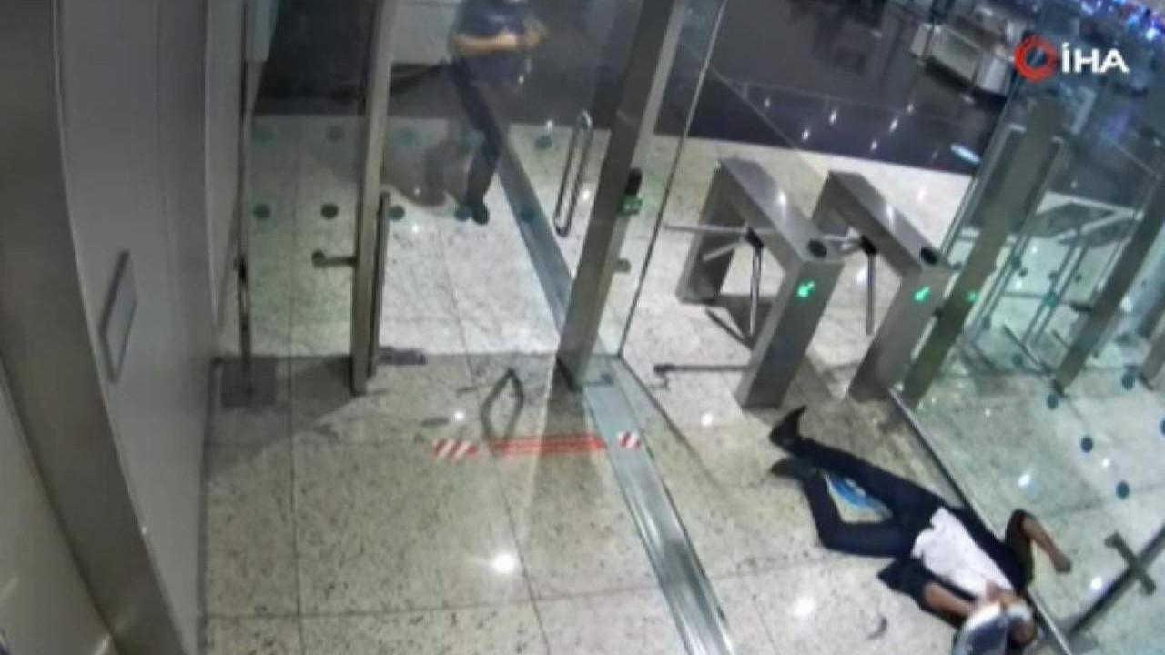 İstanbul Havalimanı'nda şoke eden olay! Midesindeki kokain patlayınca öldü!