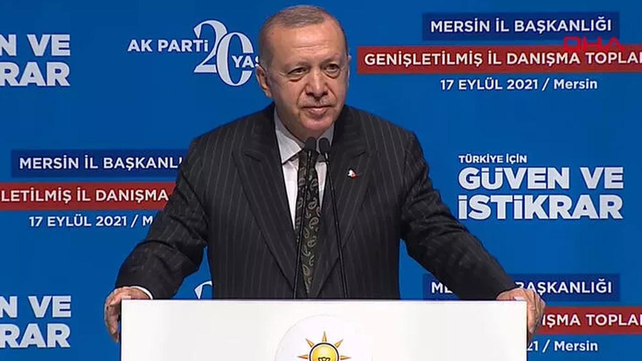 Erdoğan CHP'li belediyeleri böyle eleştirdi: ''Artık illerde sular akmıyor''