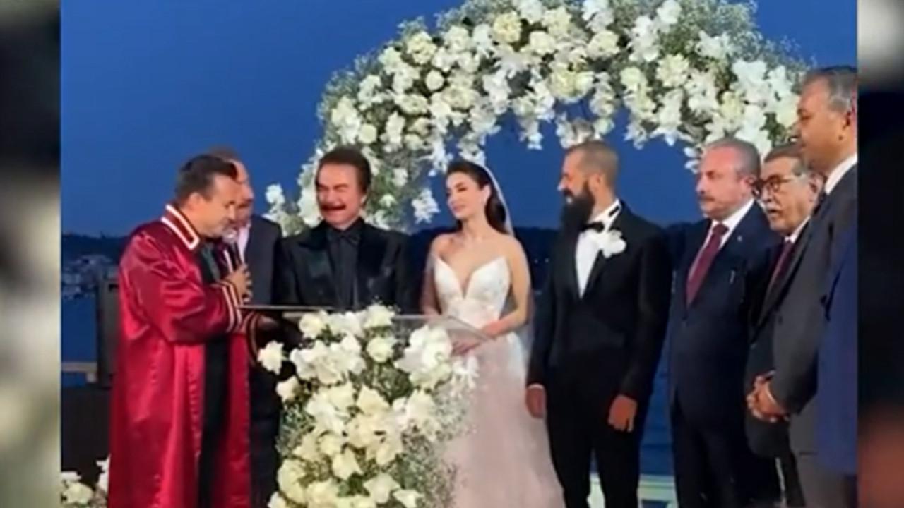 Orhan Gencebay'ın mutlu günü! Oğlunu evlendirdi