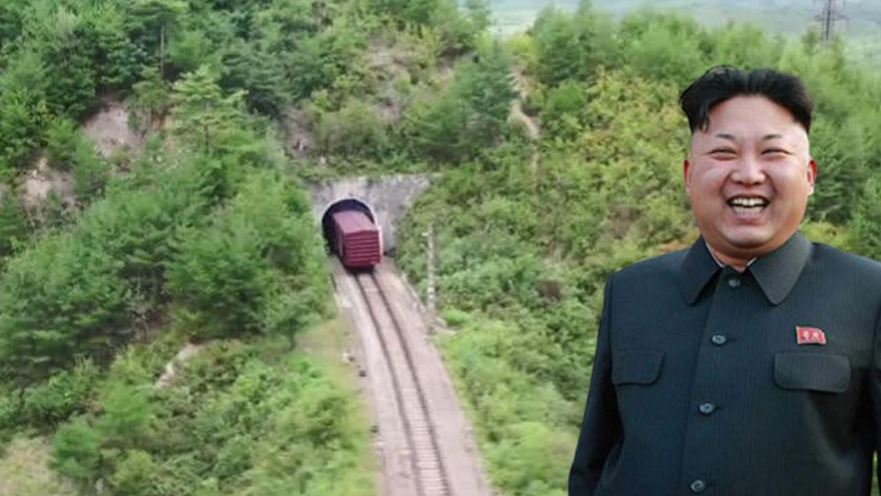 Kuzey Kore, füze denemesinin görüntülerini paylaştı