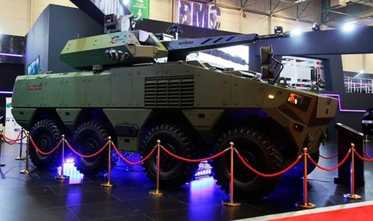 Türkiye'nin yeni zırhlı aracı Altuğ sahaya iniyor - Resim: 2