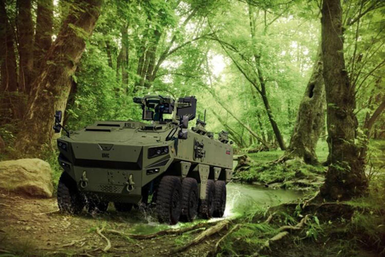Türkiye'nin yeni zırhlı aracı Altuğ sahaya iniyor - Resim: 4