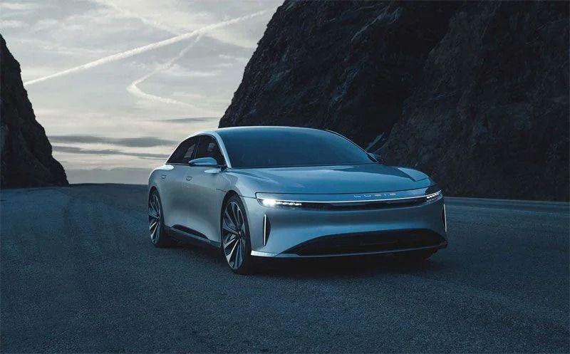 Tesla'yı bile solladı: En uzun menzilli elektrikli otomobil oldu - Resim: 2