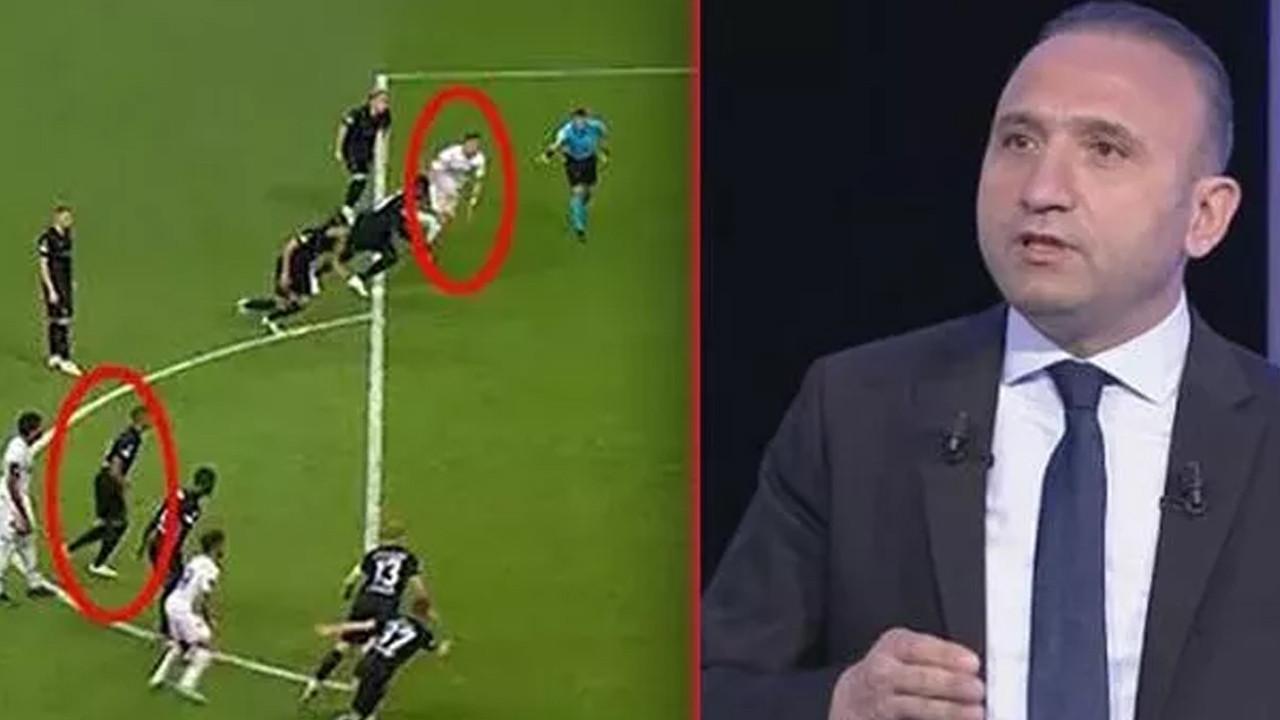 Eski hakem yorumladı: Frankfurt-Fenerbahçe maçında kural hatası var mı?