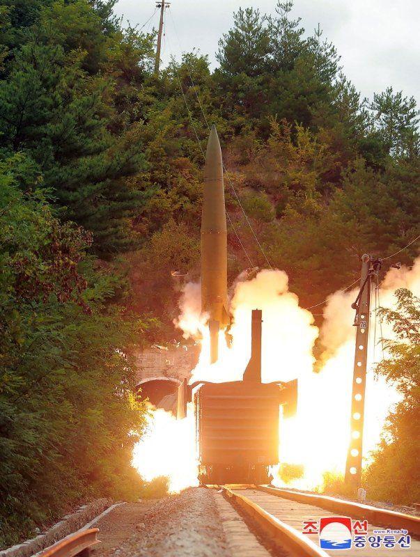 Kuzey Kore tüm dünyayı tedirgin eden görüntüleri yayınladı - Resim: 1