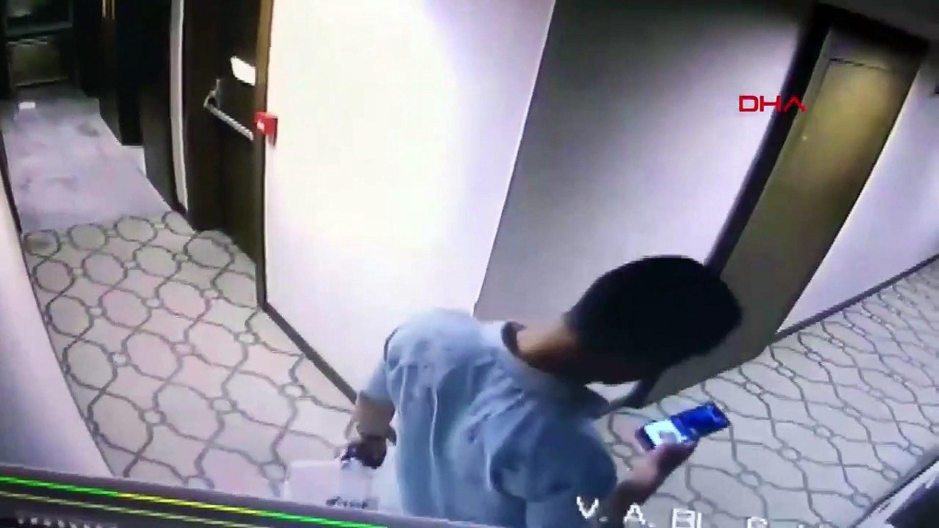 Otel odasında hayatını kaybeden Sedanur'un son görüntüleri ortaya çıktı