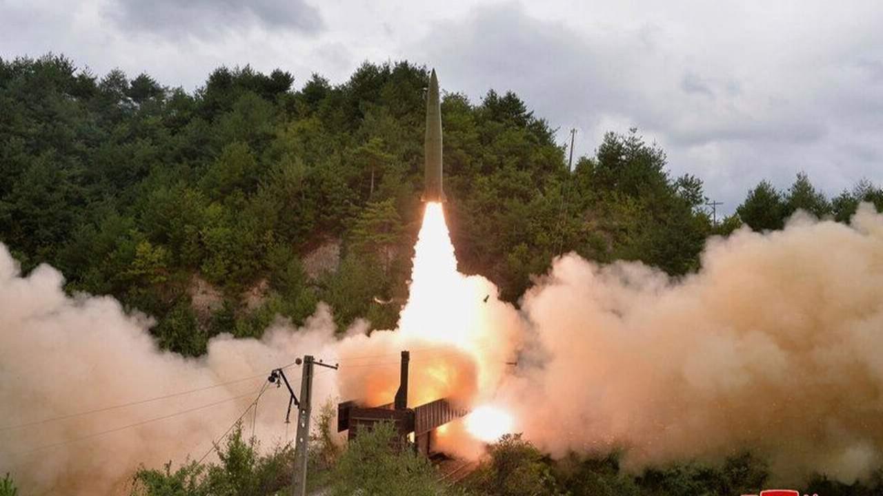 Kuzey Kore tüm dünyayı tedirgin eden görüntüleri yayınladı