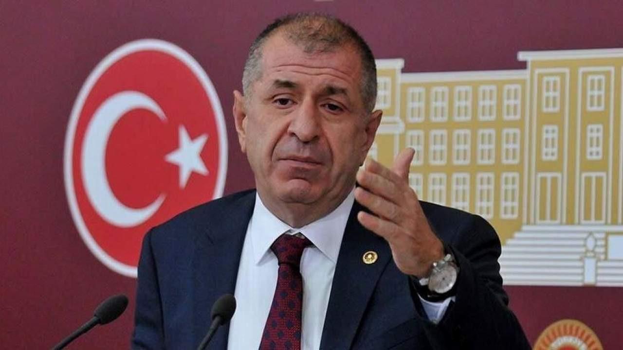 Zafer Partisi lideri Ümit Özdağ'dan İçişleri Bakanlığı'na silah ruhsatı yanıtı
