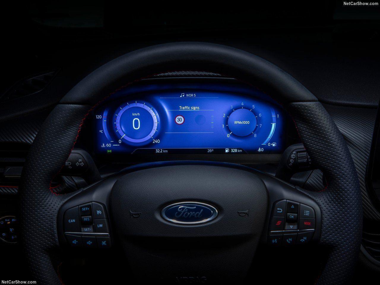 Yenilenen 2022 Ford Fiesta ortaya çıktı - Resim: 4