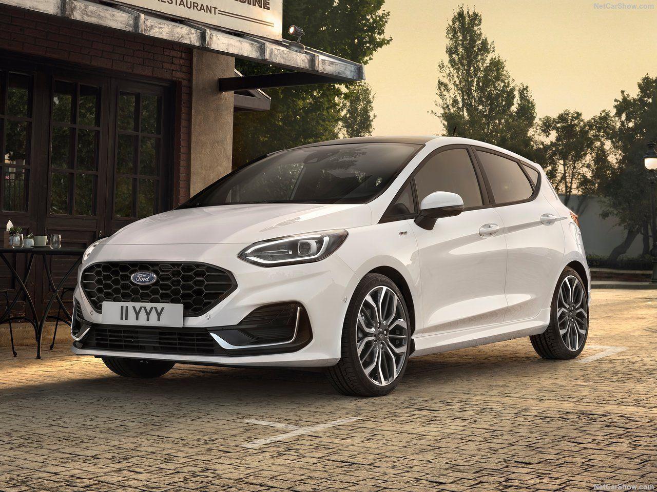 Yenilenen 2022 Ford Fiesta ortaya çıktı - Resim: 3