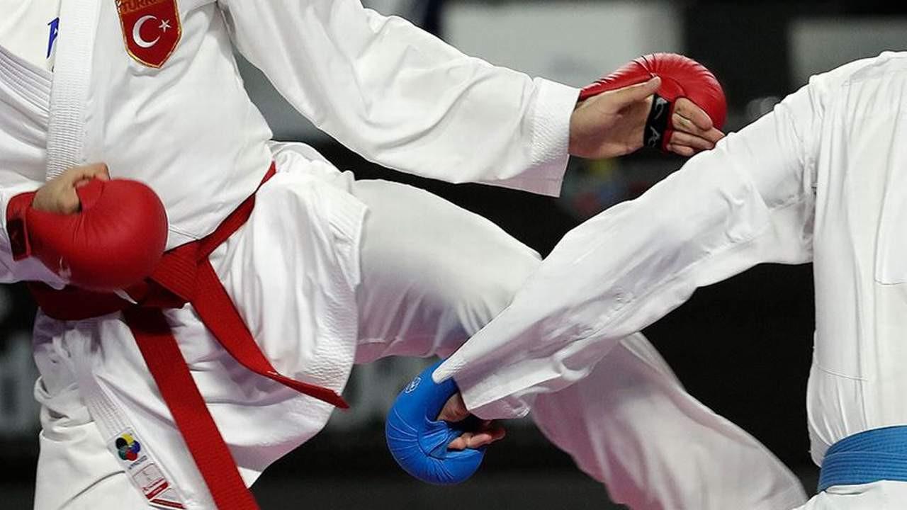 Milli karatecilerden 4 altın, 3 gümüş, 7 bronz