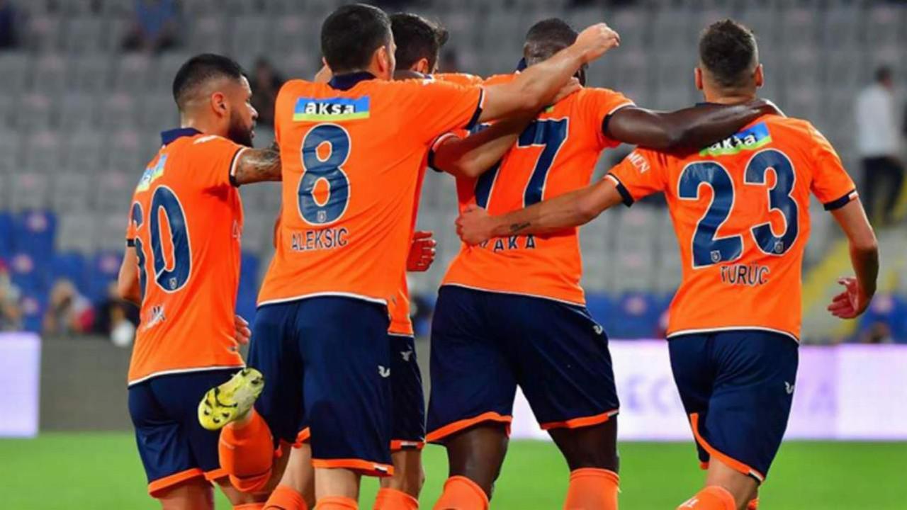 Başakşehir, Fenerbahçe'yi eli boş gönderdi: 2-0