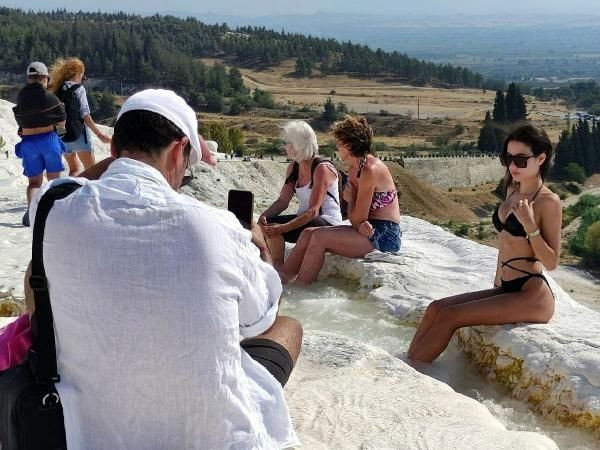 Dünyada eşi benzeri yok: Turist akınına uğruyor - Resim: 2