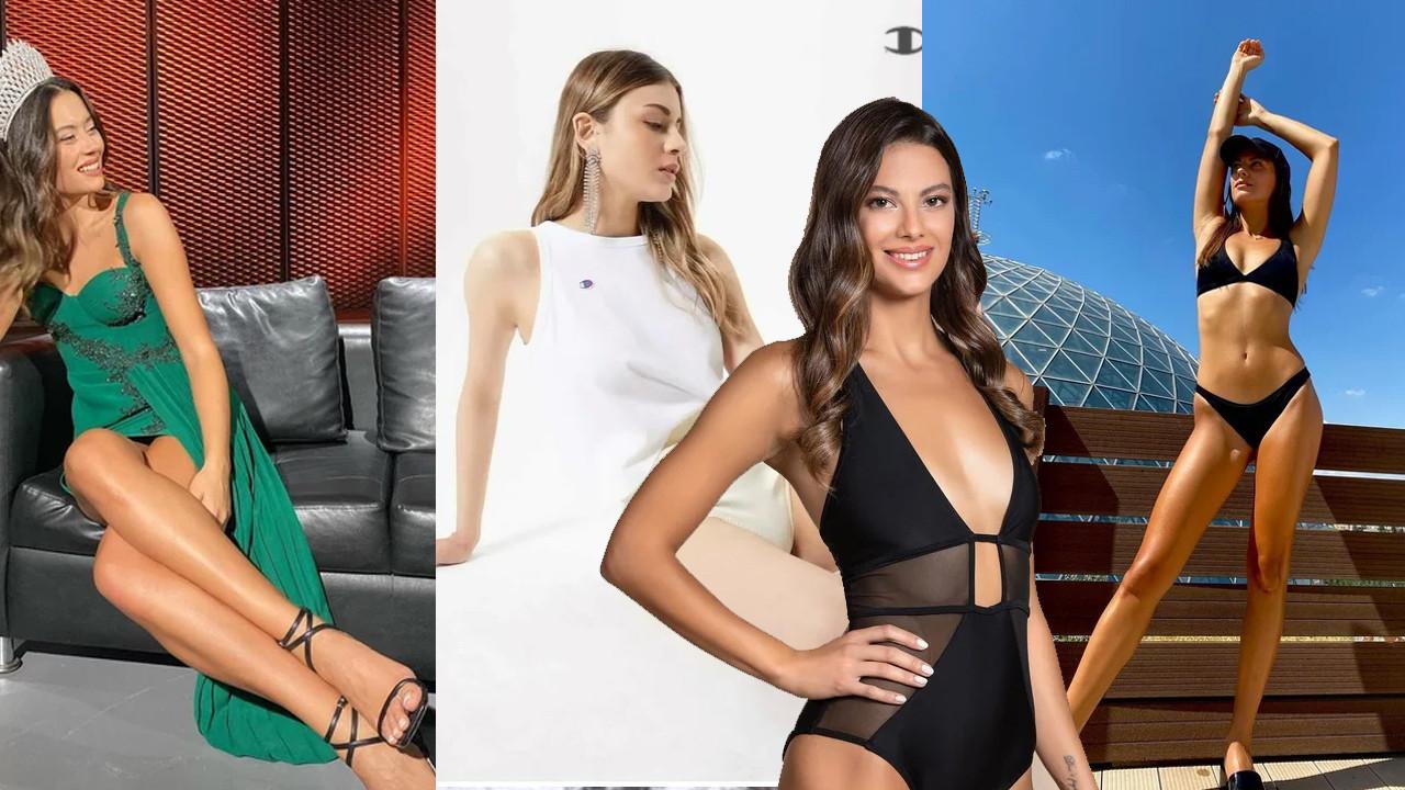 Miss Turkey 2021 güzellerinden olay itiraflar: Yorumları takmıyorum