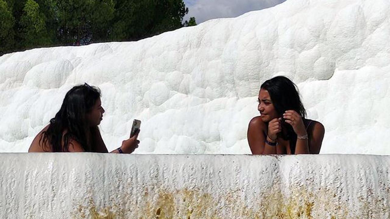 Dünyada eşi benzeri yok: Turist akınına uğruyor