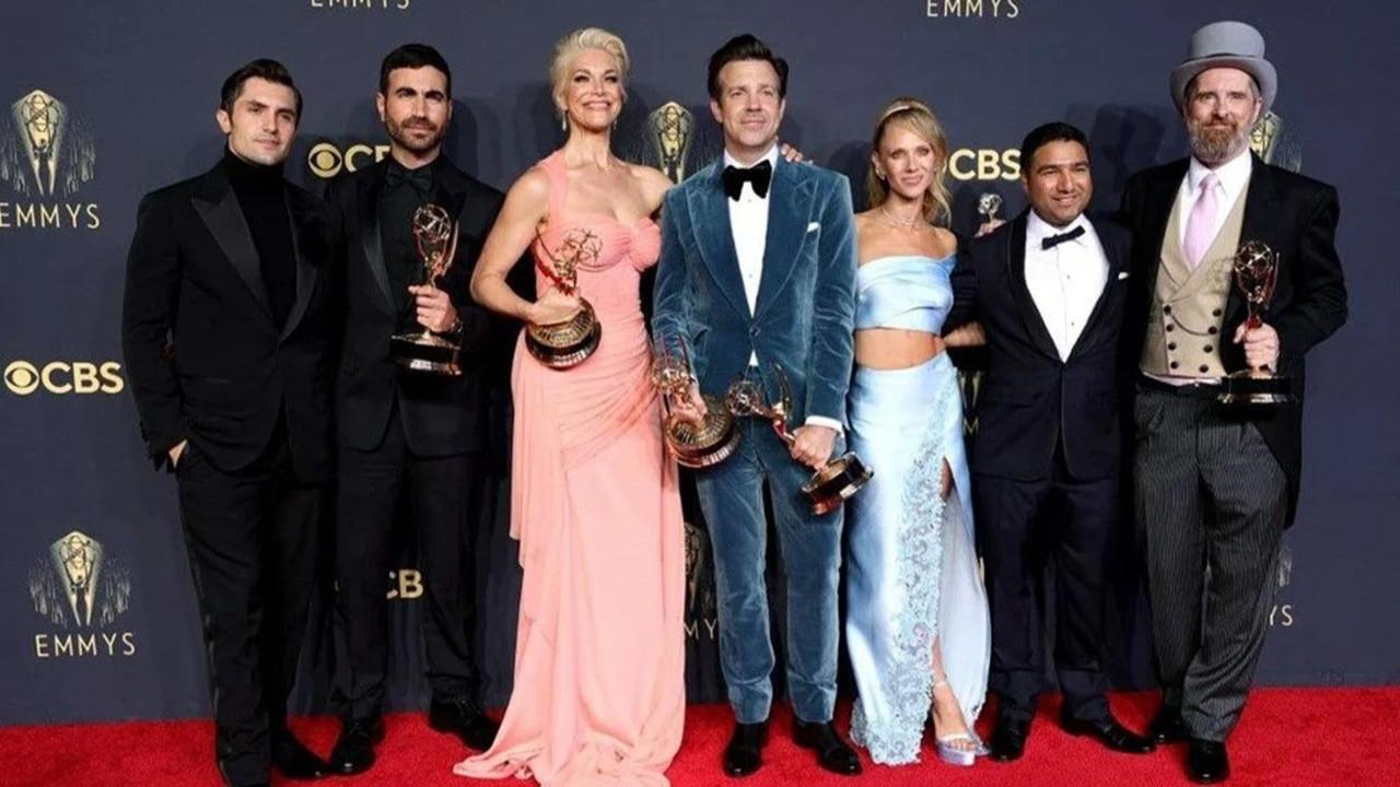 2021 Emmy Ödülleri sahiplerini buldu: İşte yılın en iyi dizisi