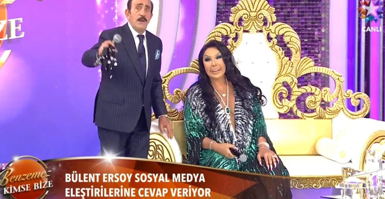 Bülent Ersoy, canlı yayına alkollü mü çıktı ? - Resim: 3