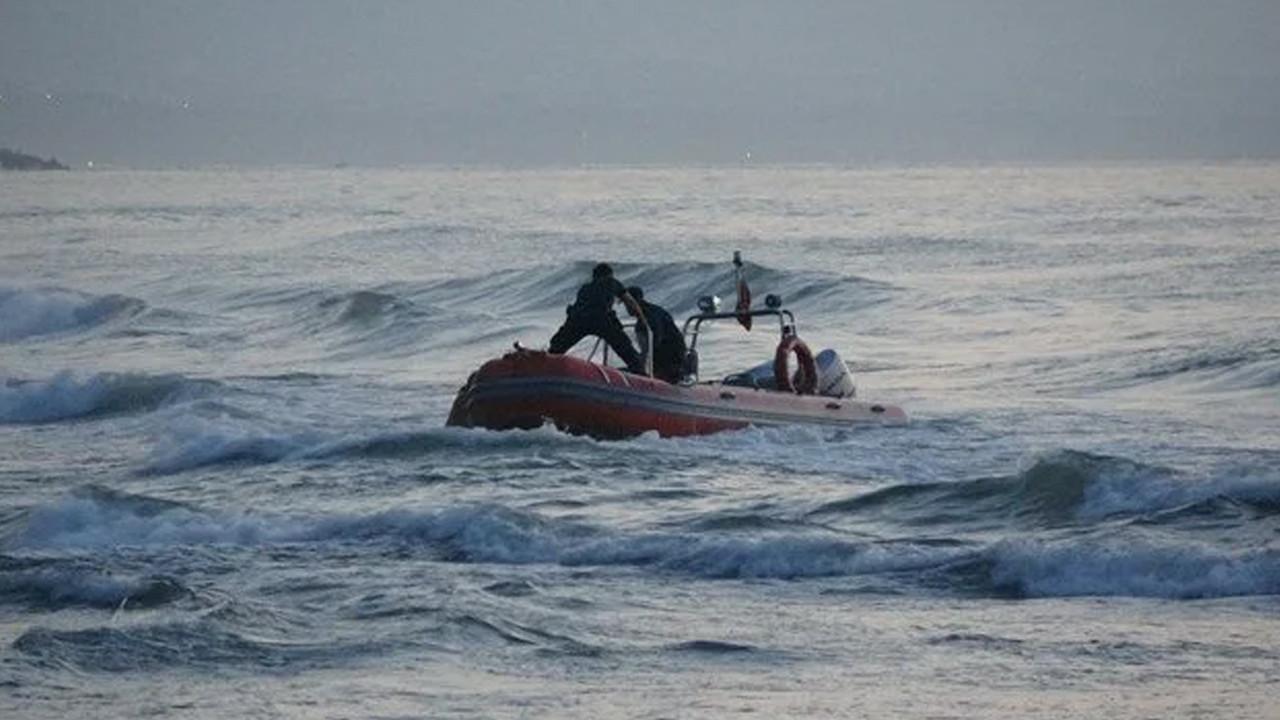 Zonguldak'ta denize giren bir genç kayboldu