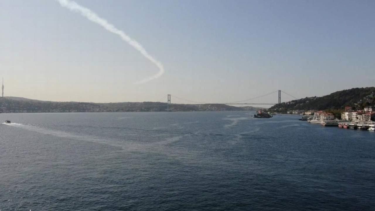 İstanbul'da duyulan jet sesinin nedeni belli oldu