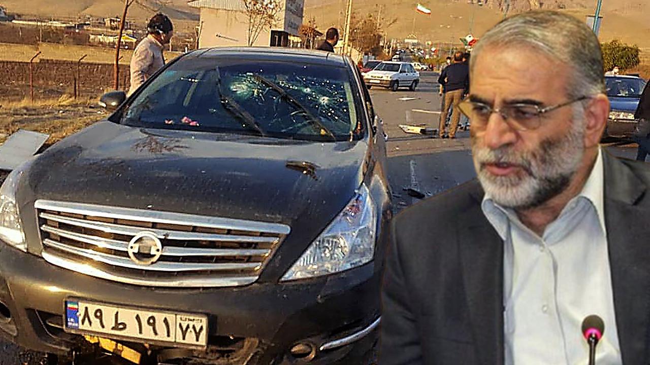 İranlı nükleer bilimci Fahrizade suikastında şoke eden iddia