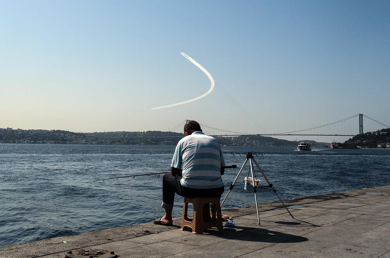 İstanbul'da duyulan jet sesinin nedeni belli oldu - Resim: 1