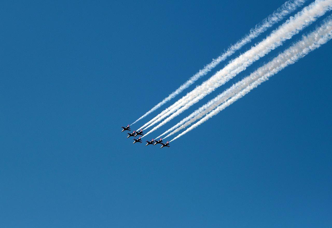 İstanbul'da duyulan jet sesinin nedeni belli oldu - Resim: 2
