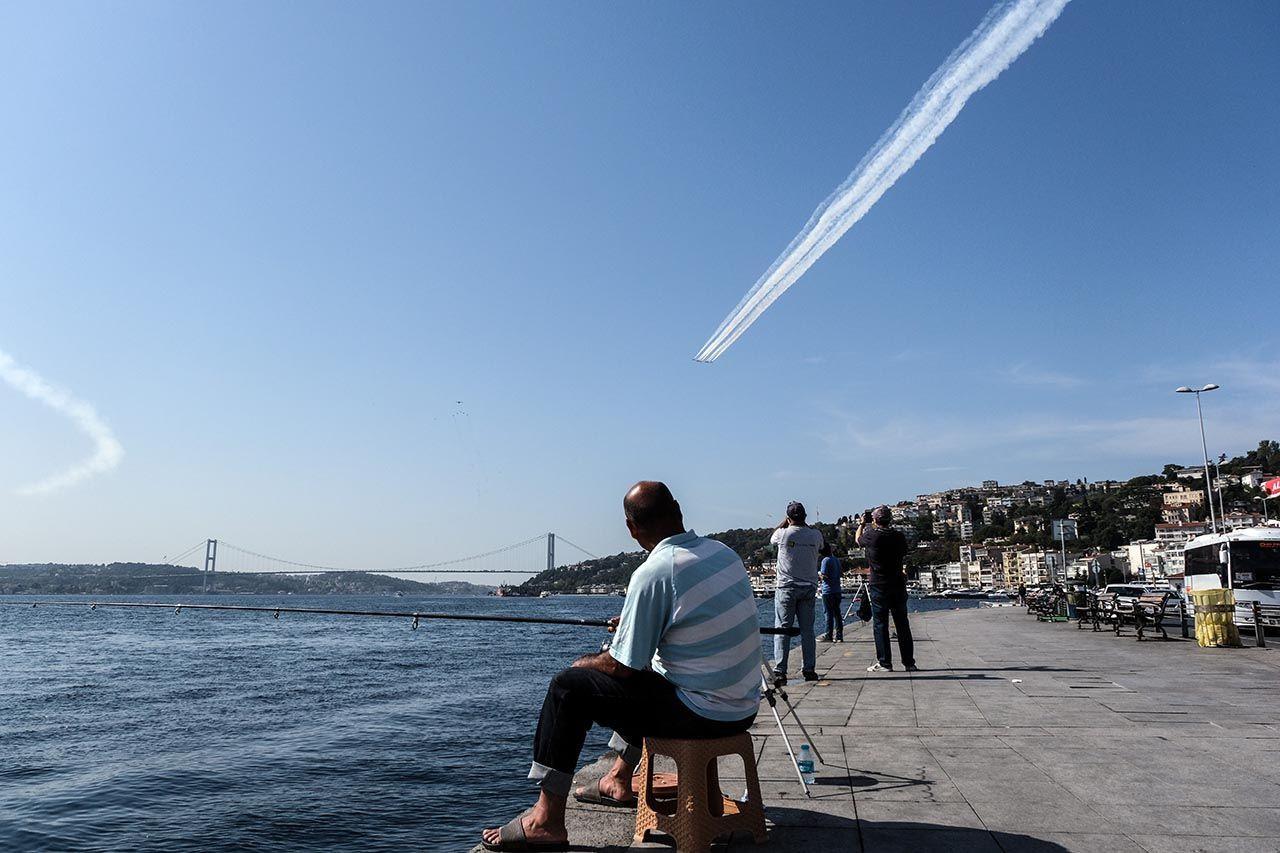 İstanbul'da duyulan jet sesinin nedeni belli oldu - Resim: 3