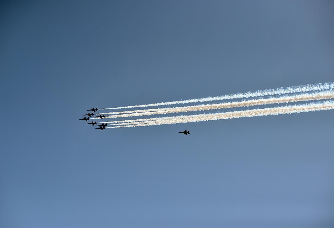 İstanbul'da duyulan jet sesinin nedeni belli oldu - Resim: 4