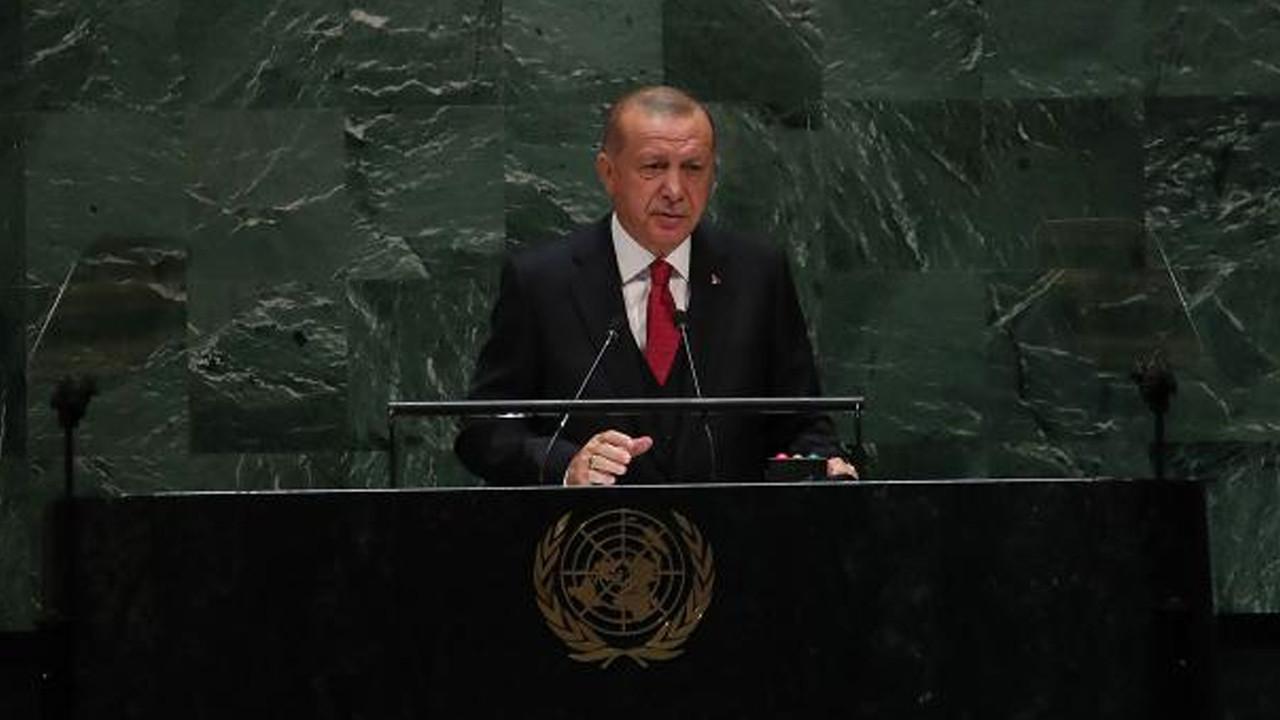 Erdoğan'dan gazetecinin sorusuna İngilizce yanıt